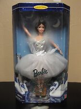 Collectors Edition Barbie as the Swan Queen in Swan Lake (1997) Nrfb