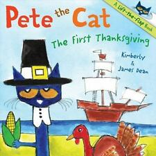 Pete the Cat: The First Thanksgiving by
