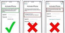 IPad iPhone iCloud Rimozione Sbloccare Apple ID info attivazione FMI disattivare servizio