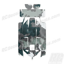 Losi 8IGHT 2.0 RC Graphic Kit Decal Wrap 1/8 Buggy Body Smoke Camo
