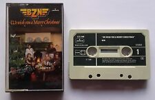 Cassette BZN - We Wish You A Merry Christmas Holland 1981 Mercury MC Tape