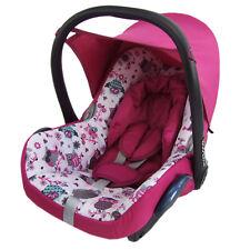 BAMBINIWELT Ersatzbezug für Babyschale Maxi-Cosi CabrioFix verschiedene Designs