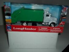 New Ray PETERBILT GARBAGE TRUCK 1:43 SCALE