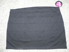 Slimpact Skirt Built in Shapewear Womens Plus Size 4X Black Panel Skirt NWT