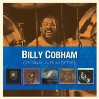 Billy Cobham - Original Album Series: A Funky Thide Of Sings / Crosswi (NEW 5CD)