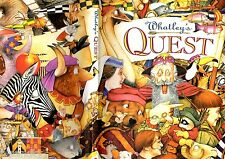 WHATLEY'S QUEST Bruce Whatley & Rosie Smith (HCDJ 1994) KIDS ALPHABET BOOK