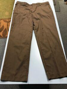 UPS United Parcel Service Mens Uniform Pants Brown  40 Reg by 32
