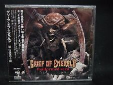 GRIEF OF EMERALD Malformed Seed JAPAN CD Runemagick Ravaged Auberon Trident