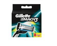 Gillette Mach3 Razor Blades Pack Of 8 For Men Shaving