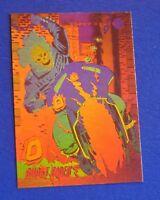 1992 MARVEL UNIVERSE 3 - IMPEL HOLOGRAM INSERT CARD # H-5 GHOST RIDER NM/MT NICE