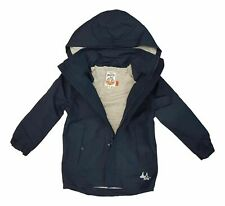 £32 NEW Debenhams Mantarey Boys Jacket Coat Rain Hooded School Showerproof