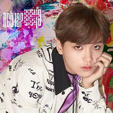 NCT 127 Japan 1st Mini Album Chain CD + Photobook + Card HAECHAN ver.