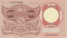 Nederland - Netherlands 100 Gulden Erasmus 1953