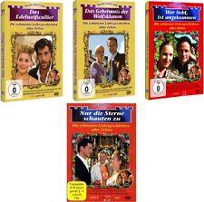 Bastei Liebesfilme Paket - Edelweißcollier + 3 Weitere  4 DVD's/NEU/OVP #186