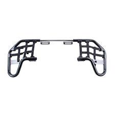 Tusk Comp Series Nerf Bars Black With Black Webbing - RAPTOR 350 2004-2013