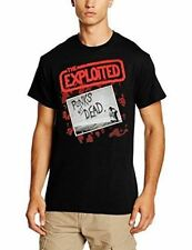 Graphic Tee Punk 100% Cotton T-Shirts for Men