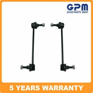 2X Front Stabilizer Links Fit For Hyundai Getz 2002-2009 Anti Roll Bar Drop Link