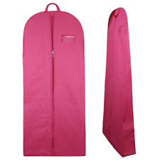 """GoalWinner 72"""" Breathable Wedding Dress Cover Long Prom Gown Garment Clothes Bag"""