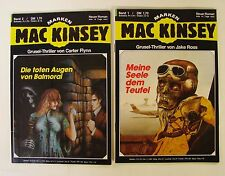 Mac Kinsey (marcas) Nº 1-16 rodamient. (z1-2)