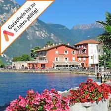 Kurzreise Italien Trentino 5 Tage für 2 Personen Hotel Wellness 1x Abendessen