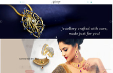 JEWELRY STORE- Turnkey Dropshipping Premium eCommerce Website