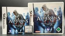 Spiel: ASSASSIN´S CREED für den Nintendo DS + Lite + Dsi + XL + 3DS + 2DS