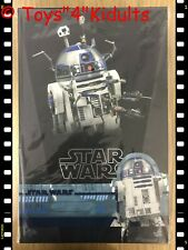 Hot Toys MMS 511 Star Wars R2D2 R2-D2 (Deluxe Version) 1/6 Action Figure NEW