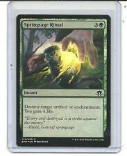 Springsage Ritual - Foil - Eldritch Moon - Magic the Gathering