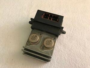 Resistencia calefacción Opel Vectra B 90508024 Valeo 73415002