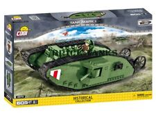 Tank Mark I - COBI 2972 - 605 brick tank