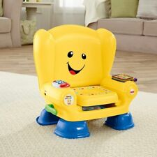 Fisher-Price Laugh & Learn Smart Stages Activity Chair - Yellow BNIB SHIPS FAST