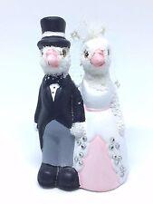 Hochzeitstauben aus Keramik * Hochzeit * Tauben * 7,5 cm * Geschenkverpackung