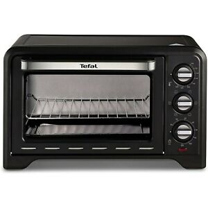 Tefal OF445840 Optimo Mini Oven with Rotisserie - Black
