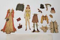 Vintage Brenda Star Paper Doll Cuts