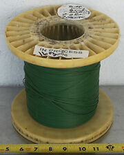 GUDEBROD BUTTWIND CUSTOM FISHING ROD WINDING WRAP GREEN ENTIRE SPOOL #1