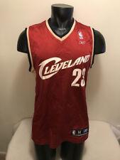 Lebron James #23 Cleveland Cavaliers Reebok Jersey Mens size Medium