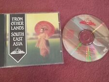 """From Other Lands"" South East Asia, Cd Sound Effects - DeWolfe. Mint- N.Mint"