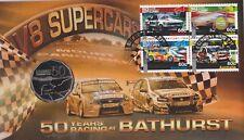 ** 2012 Australian 50 Years of Bathurst 50c PNC **