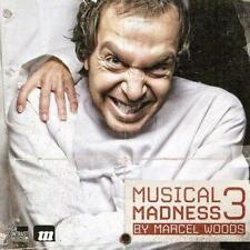 Marcel Woods - Musical Madness 3 (NEW CD)