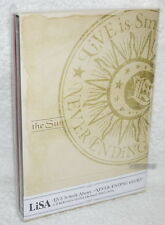 LiSA LiVE is Smile Always NEVER ENDiNG GLORY the Sun Taiwan Ltd 2-DVD+CD