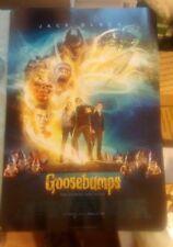 Goosebumps (2015) Jack Black Movie Poster 11x17