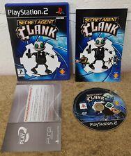 Secret Agent Clank (Sony PlayStation 2) VGC RARE