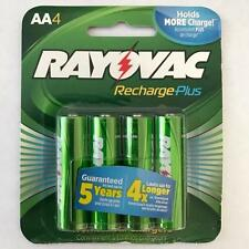 Rayovac Pl715-4 Genb Aa Rechargeable Batteries (Pack of 4)