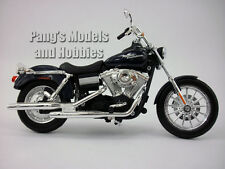 Harley - Davidson Dyna Street BOB 1/12 Scale Die-cast Metal Model by Maisto