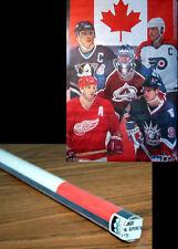 Team Canada Hockey 1998 Poster WAYNE GRETZKY, Patrick Roy, Paul Kariya, Lindros