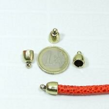 Casquillas 12x8mm T226X  Perline חרוזים Perlen Beads End Caps 46 Terminales