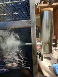 Smoke Generator - Smoking Gun - Hot or Cold Meat Smokers BBQ