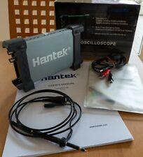 PC USB Digital Oscilloscope  Hantek 6022BE 2CH 20 mhz - 48msa/s