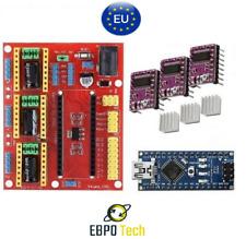 Arduino Nano ATmega328 komp. & CNC Shield V4.0 & DRV8825 Treiber