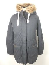 Roxy #23176 Moon Ridge Jacke Damen Winter Kapuze Winterjacke Gr. M Anthrazit